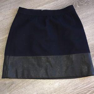 J.Crew mini skirt size 2